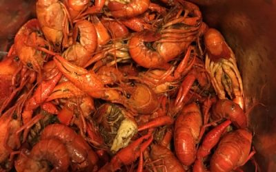 Crawfish Boil Curbside
